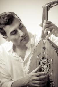 Oud player Wassim Njeim