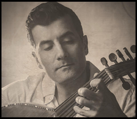 Wassim Njeim – Oud player and music teacher